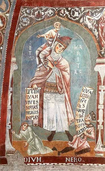 caridad aula gotica santos cuatro coronados