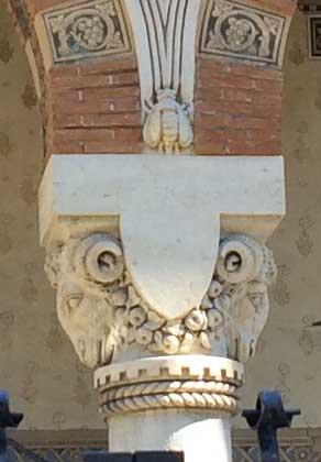 capitel arietes villa fate