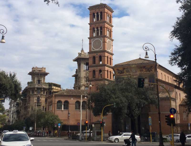 iglesia argentina coppede