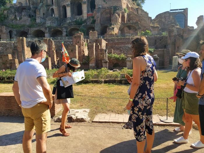 visitar foro romano