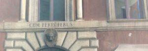 largo del nazareno palacio Ferretti del Bufalo
