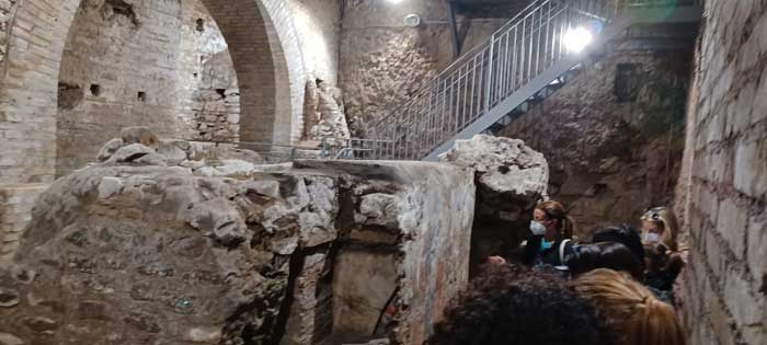 subterraneos san crisogono