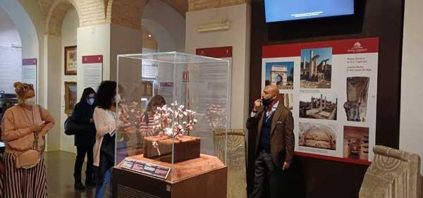 visita museo ebraico roma