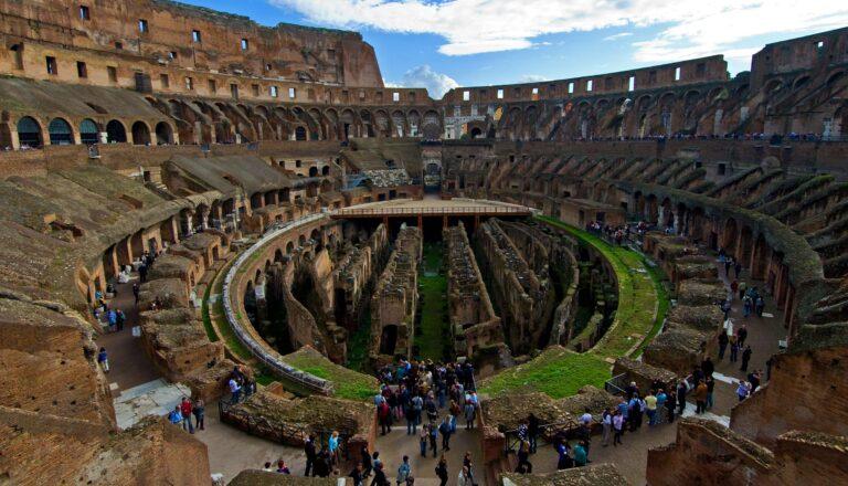 anfiteatro flavio