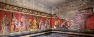 villa dei misteri Pompeya