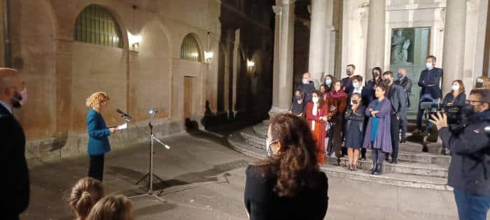 exposicion artistas espanoles academia