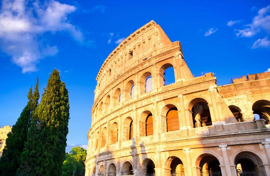 corazon antigua roma tour privado
