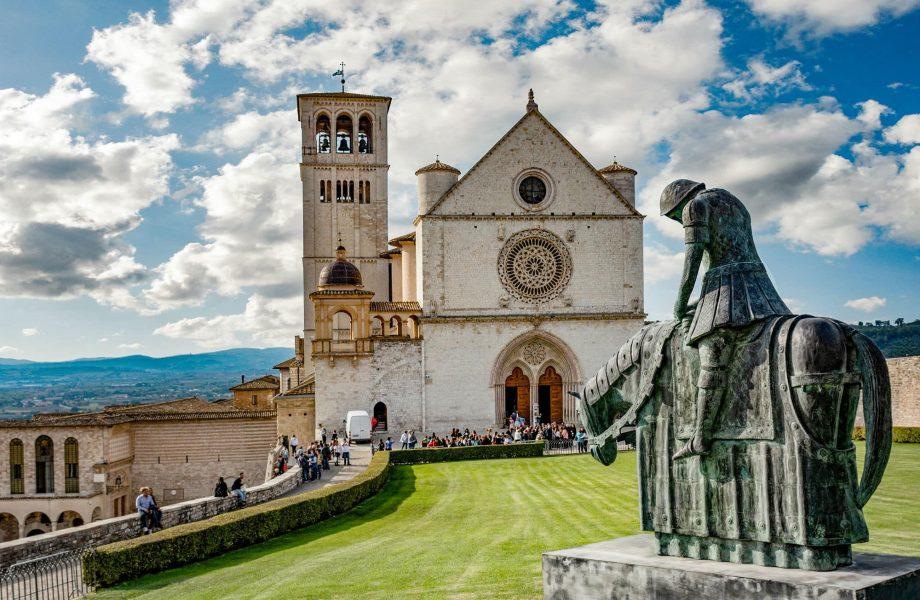 Tour Asís desde Roma