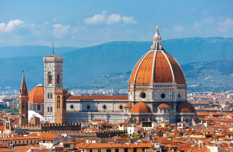 Visita Florencia desde Roma