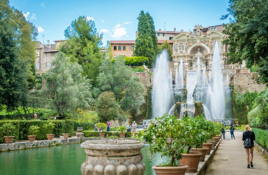 Tour Tivoli desde Roma