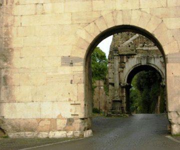 Puerta San Sebastian Roma