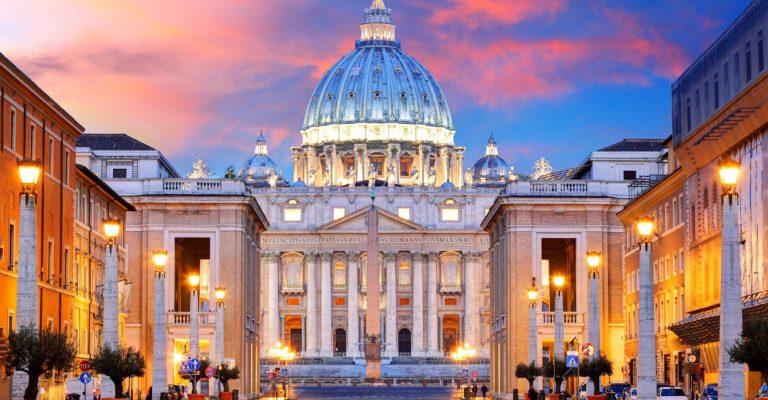 ver el vaticano en Roma