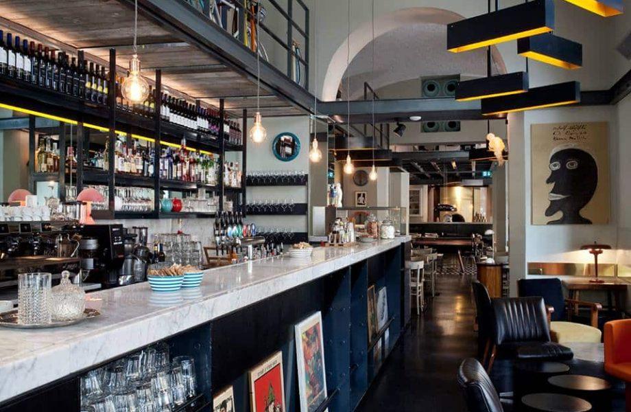 Restaurante en Roma Nochevieja Camillo B