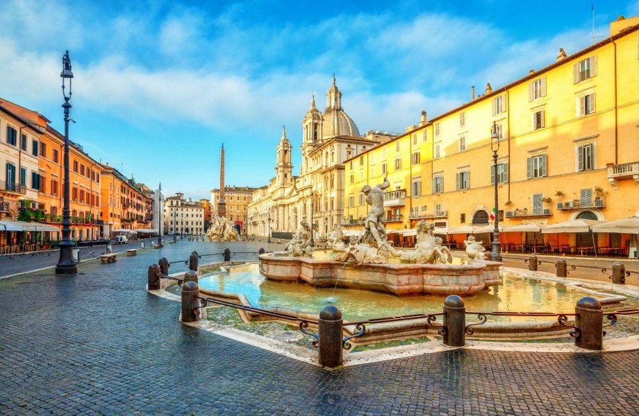 Busqueda del Tesoro Roma del Agua