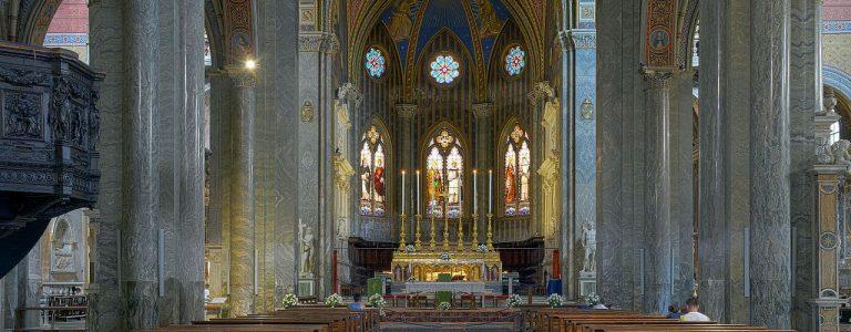 10 lugares turísticos en Roma imperdibles Santa Maria Sopra Minerva
