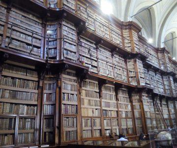 visitas guiadas bibliotecas de Roma