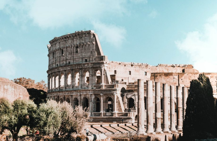 Busqueda tesoro Roma Antigua tour grupo
