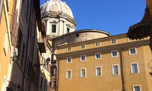 cupula sant andrea valle roma