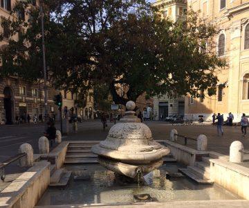 fuente santa maria vallicella