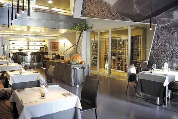 Restaurantes Alta Cocina Roma