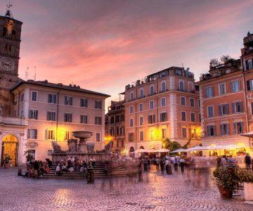 Restaurantes en Roma por Zonas Trastevere