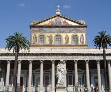 basilica san pablo extramuros Roma