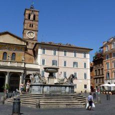 santa maria in trastevere turismo roma