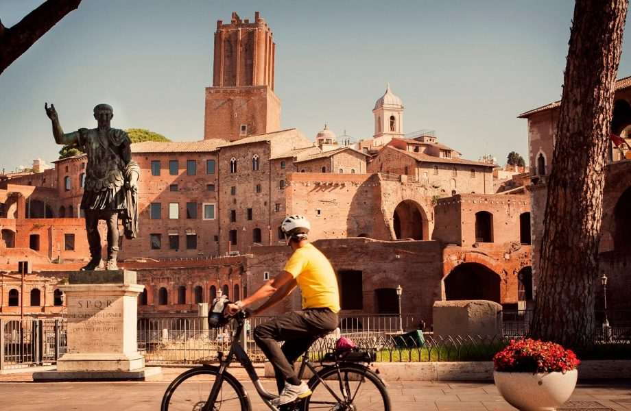tour bicicleta centro roma