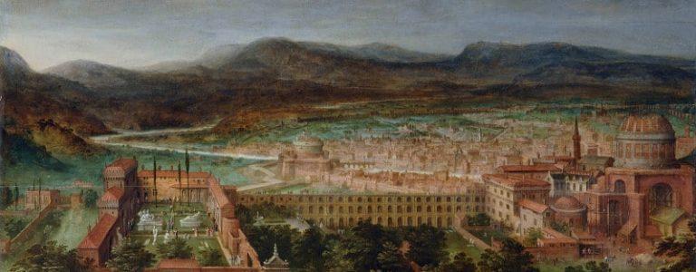 van cleve 1580 jardines y museos vaticanos