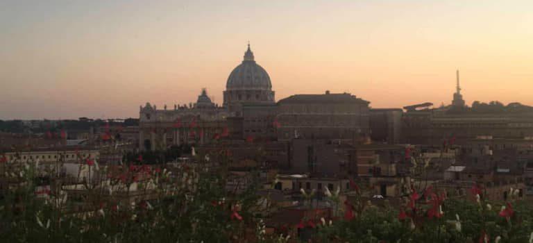 visita vaticano atardecer roma